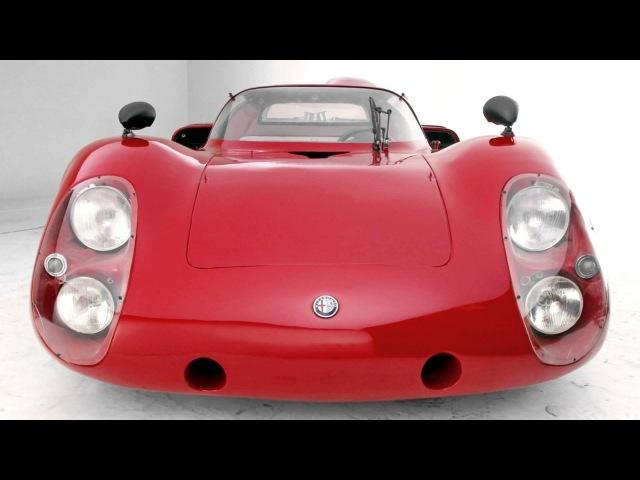 Alfa Romeo Tipo 33 2 Le Mans '1968–69