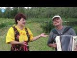 Александр Барышников и Наталья Хабибулина! Россия у нас одна, а душа её в гармони!