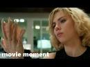 Люси 2014 - Время единственная единица измерения 8/10 movie moment