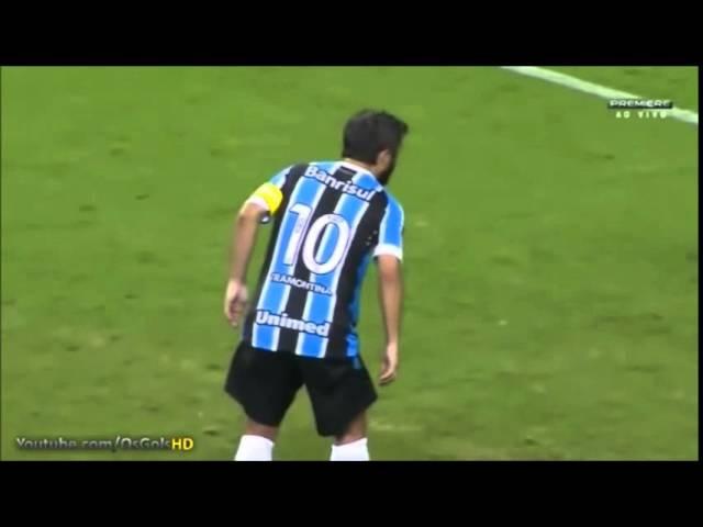 Gols, Gremio 1 x 1 Novo Hamburgo Penaltis, 6x5