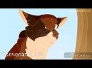 Кленовница и Пестролистая - Мама, я беременна[Коты-воители Прикол-пародия]СПАСИБО ЗА 600 ПОДПИСЧИКОВ