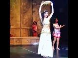 Birce Akalaydan Muhteşem Hürmüz Dansı!!!