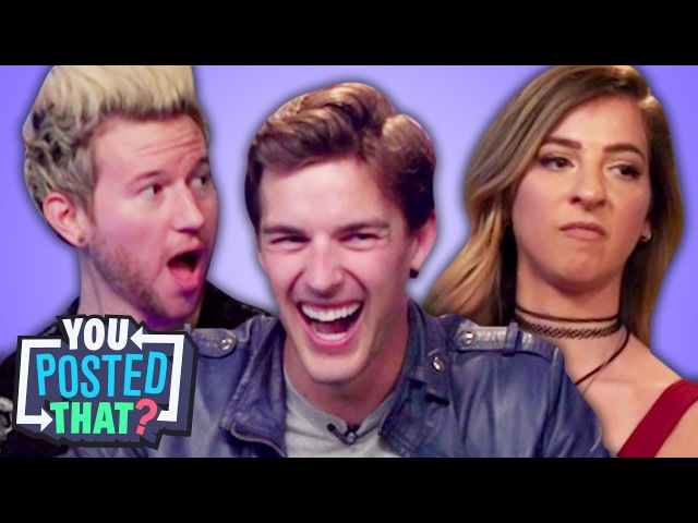 MatPat Gabbie Hanna and Ricky Dillon You Posted That