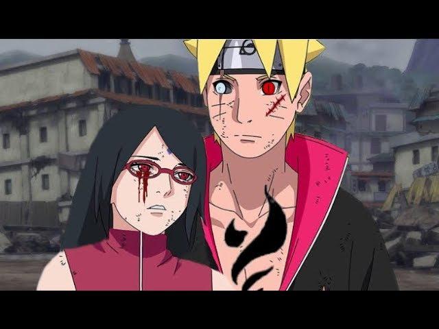 Boruto: Naruto Next Generations「AMV」- Heart of War