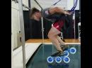 Joey mantia treadmill