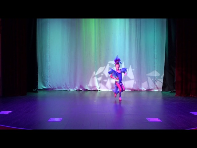 Клюева Вероника - танец Рио
