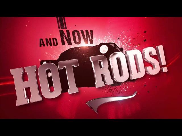 CSR Classics - Hot Rods Trailer (GP)