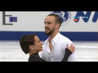 Ksenia STOLBOVA / Fedor KLIMOV RUS SP NHK Trophy 2017