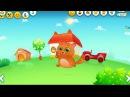 мультик про питомца — ухаживаем за котом — игра как мультик для детей
