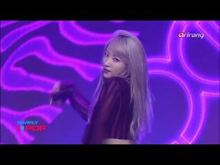 [Simply K-Pop] EXID(이엑스아이디) _ DDD(덜덜덜) _ Ep.290 _ 111017