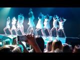 PRISTINE - Black Widow cover Ukrainian girl k-pop