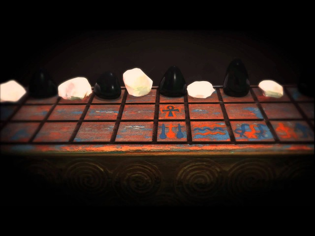 Senet Game Instructions.mkv
