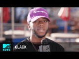 6LACK Talks Donald Trump, The Weeknd and Whats Next MTV News