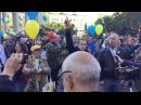 В Петербурге скандируют слава Украине! героям слава!