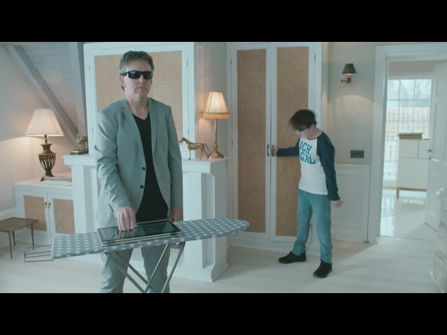 The 'Oven Kid' Does A Commercial In Germany coub