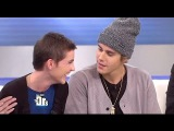 Justin Bieber Surprise Visit For A Young Burn Victim On (The Drs Show)