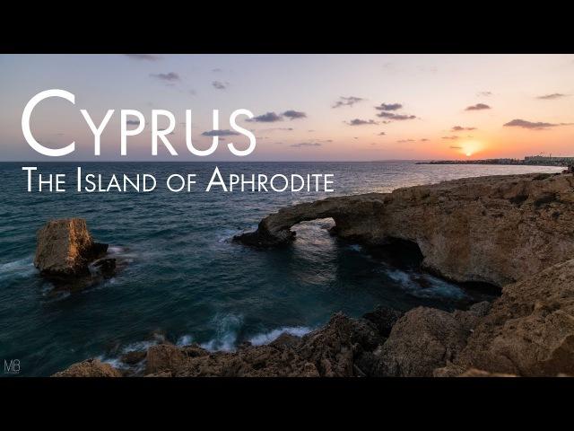 Cyprus - The Island of Aphrodite | TimeLapse Aerial - 4K