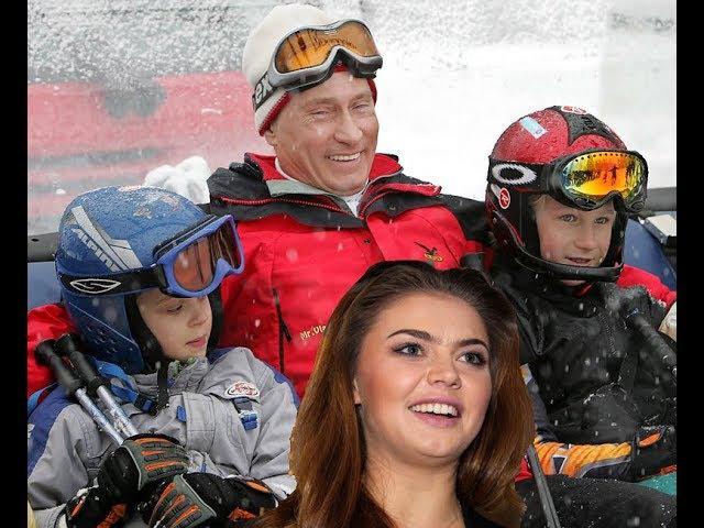Белковский рассказал о 2 сыновьях Путина от Кабаевой
