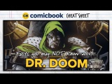 Dr. Doom Facts  - ComicBook Cheat Sheet