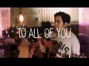 Syd Matters - To All Of You [ Cover By AstroKai ]