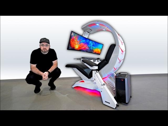 The Most Insane Workstation Gaming Setup