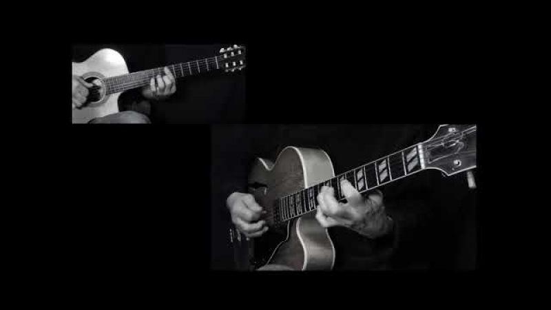 Green Dolphin Street Guitar Duo Akio Sasajima 笹島明夫