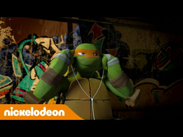 Черепашки-ниндзя | 1 сезон 5 серия | Nickelodeon Россия