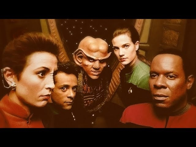 Star Trek Deep Space Nine - One Shot From Every Episode (Music Video)
