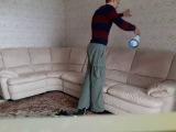 Химчистка дивана. На что обращать внимание