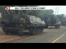 Zimbabwe military says seizes power to stop criminals, President Mugabe safe