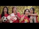 Tôi yêu bóng đá 2018 U23 Việt Nam 50 nghệ sỹ