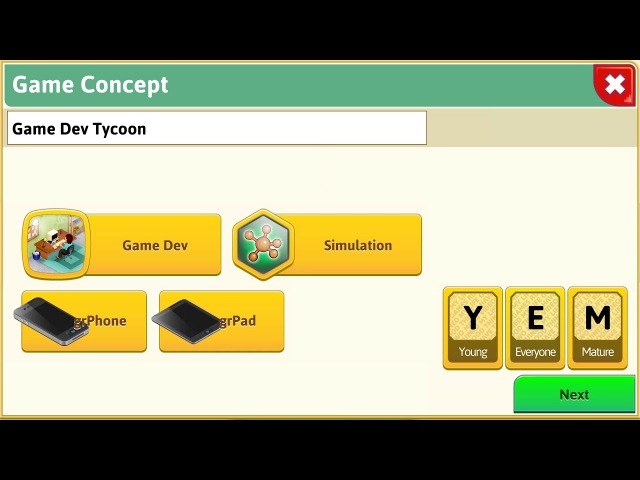 Game Dev Tycoon iPhone iPad Android Teaser
