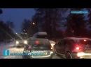 С водителями, заблокировавшими проезд автобусу в Мытищах, разберется ГИБДД