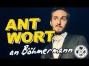 Analyse Antwort an Jan Böhmermann