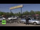 """Moskau Hunderte """"Migranten liefern sich Massenschlägerei auf Friedhof Drei Tote viele Verletzte"""