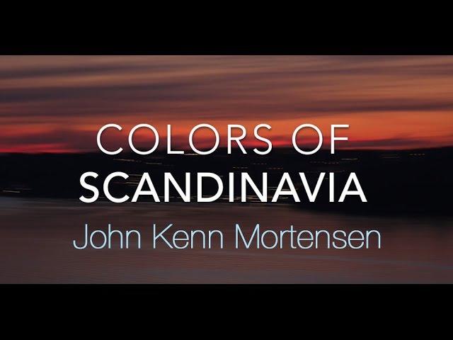 ColorsOfScandinavia - John Kenn Mortensen - Denmark