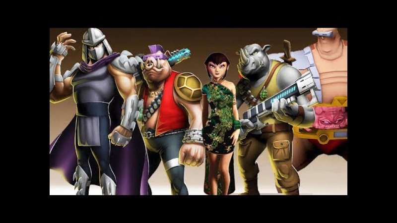 ALL CLASSIC '80s and KARAI - Update X Teenage Mutant Ninja Turtles Legends Episode 38