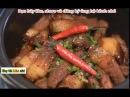 Thịt kho tiêu ♥ Cách làm ♥ thit kho tieu ♥ cực ngon, đơn giản tại nhà