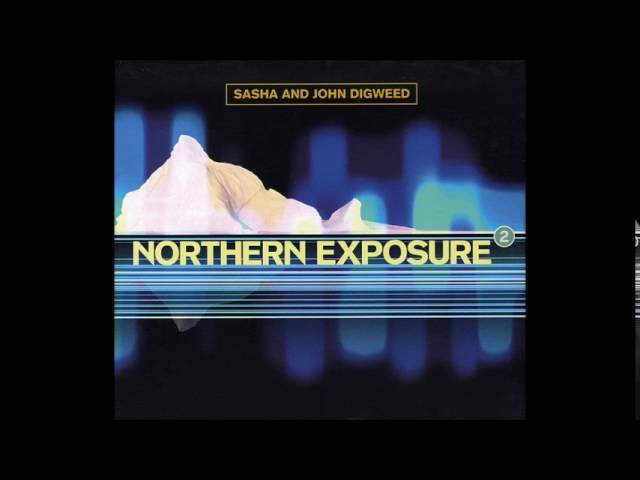Sasha John Digweed - Northern Exposure 2 CD1 (1997)