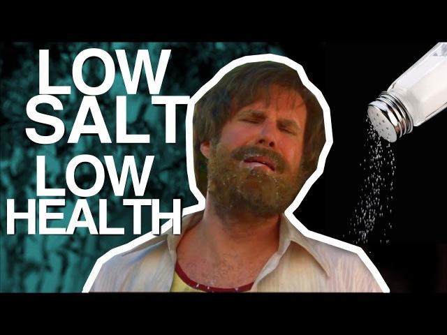 WHY Low Salt Stresses the Body Sodium Hormones Potassium
