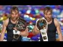 Дин Эмброуз повсюду WWE Champions 1