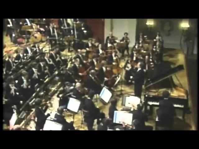 L van Beethoven Fantasia Corale op 80 in Do minore