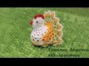 Мастер класс ПАСХАЛЬНАЯ КУРОЧКА Master class Chicken for the Egg