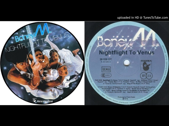Boney M.: Nightflight To Venus (Full Album, Expanded Version, Vol. 1) [1978]