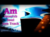 Spanish Soul Backing Track Dire Straits Style (A Minor)