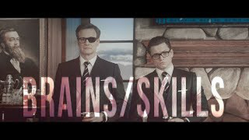 Kingsman || brains/skills