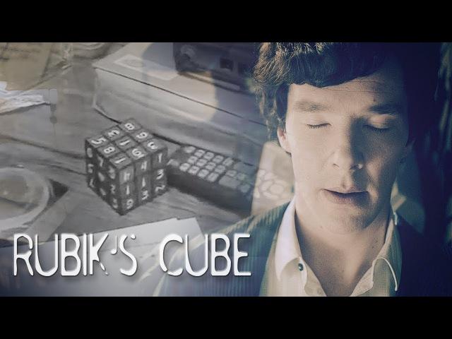 Sherlock Rubik's Cube