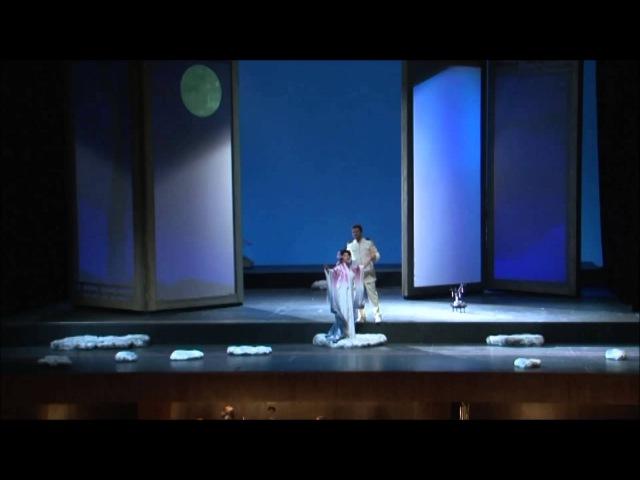 Т.Гайворонская, И.Говзич. Дуэт Баттерфляй и Пинкертона из оперы Дж.Пуччини Мадам Баттерфляй