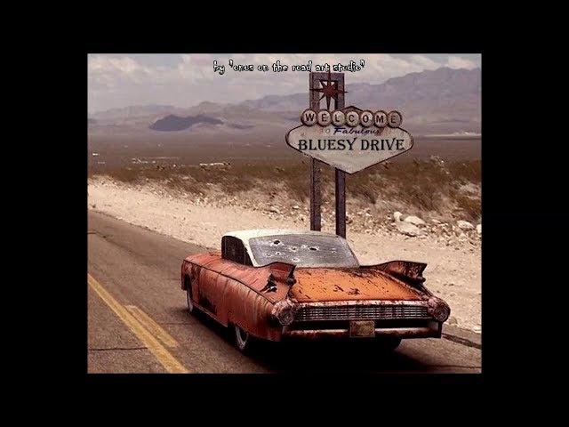 Bluesy Drive - V/A