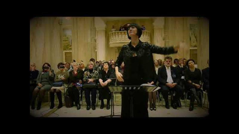 G Sviridov Beheld a strange Christmas (СвиридовСтранное Рождество видевше) - Choir of the BSAM